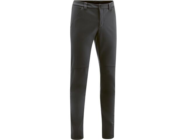 Gonso Stord Pantalon Softshell Homme, black